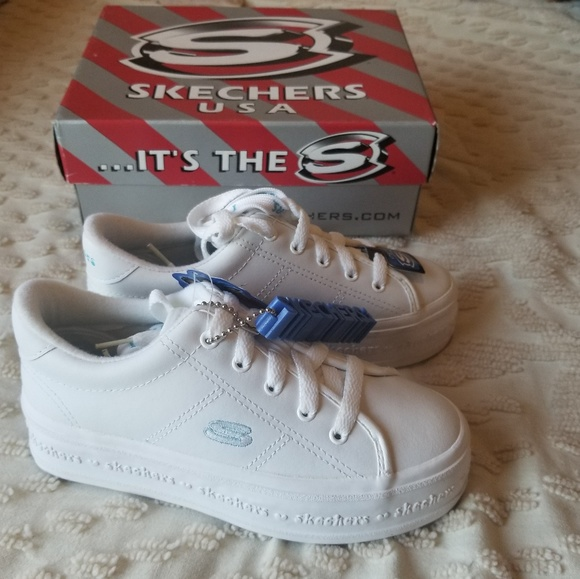 Skechers Shoes | Platform Sketchers | Poshmark